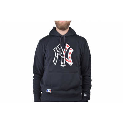 TEAM FT PRINT HOODY NEW YORK YANKEES