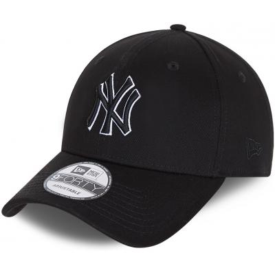 9FORTY MLB BLACK BASE SNAPBACK NEW YORK YANKEES