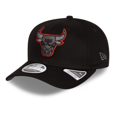 9FIFTY NBA STRETCH SNAP NEON POP OUTLINE CHICAGO BULLS