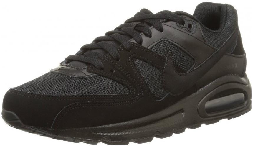 Pánske tenisky Nike AIR MAX COMMAND čierne. Pánska obuv na voľný čas s  prepracovaným dizajnom. 460007d2a9a