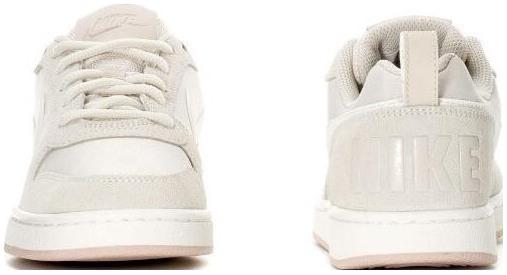 Dámske tenisky Nike COURT BOROUGH LOW PREMIUM W béžové. Sleva 342ab97e9ef