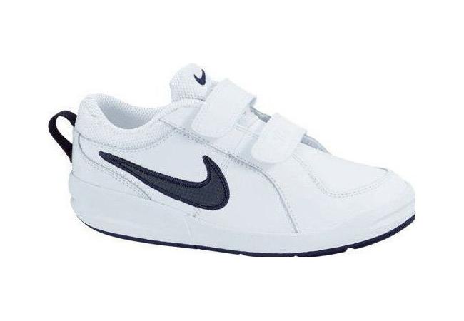 82d13e841764 Detské topánky Nike PICO 4 biele. Topánky pre deti predškolského veku