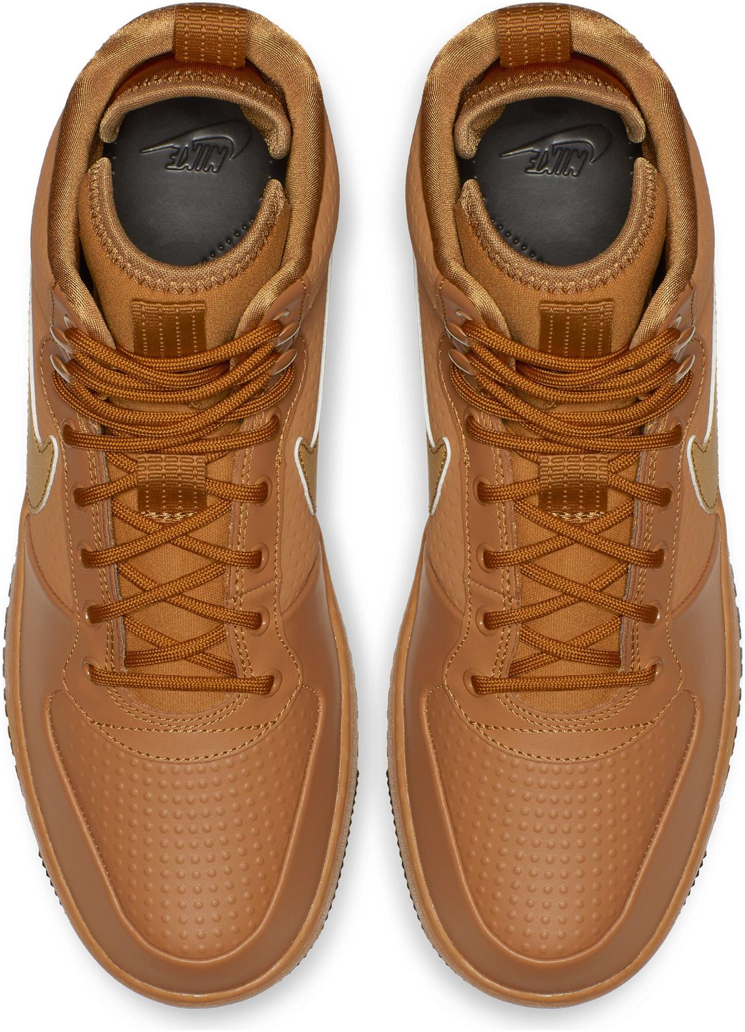 35dbea42c Pánske zimné topánky Nike EBERNON MID WINTER hnedé | Snipit.sk
